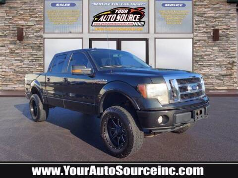 2010 Ford F-150 for sale at Your Auto Source in York PA
