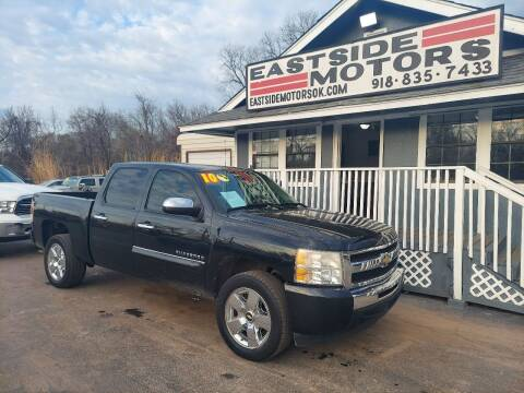 2010 Chevrolet Silverado 1500 for sale at EASTSIDE MOTORS in Tulsa OK