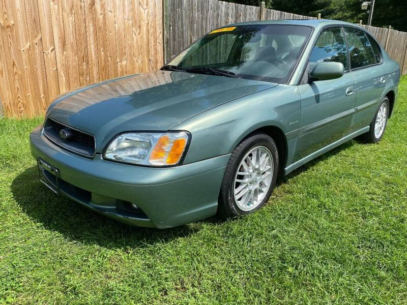 2004 Subaru Legacy for sale at ALL Motor Cars LTD in Tillson NY