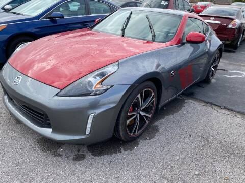 2020 Nissan 370Z for sale at Tennessee Auto Brokers LLC in Murfreesboro TN