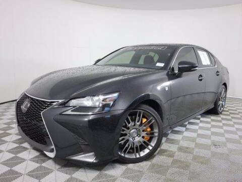 2018 Lexus GS 350 for sale at CU Carfinders in Norcross GA
