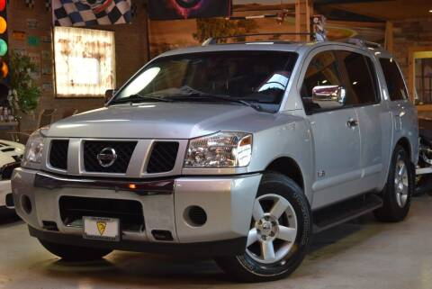 2006 Nissan Armada for sale at Chicago Cars US in Summit IL