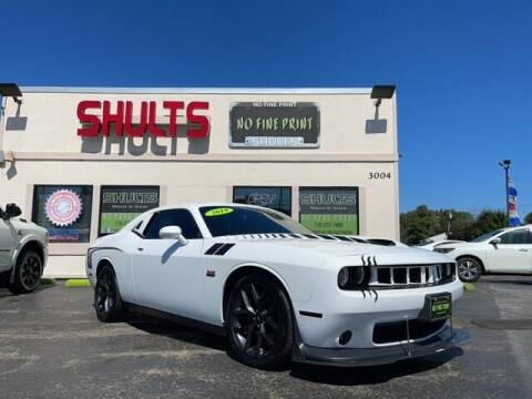 2019 Dodge Challenger for sale at Shults Resale Center Olean in Olean NY