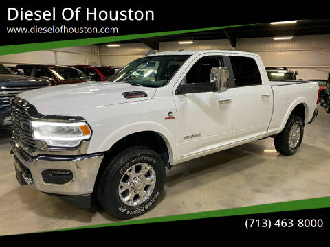 2020 RAM Ram Pickup 2500 for sale at Diesel Of Houston in Houston TX