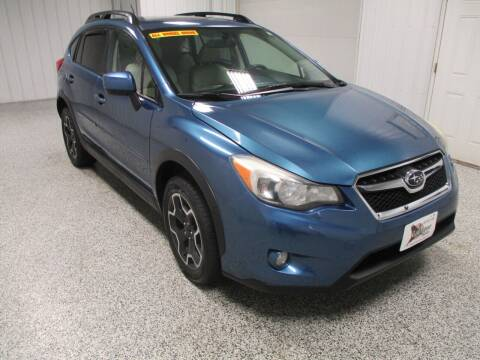 2014 Subaru XV Crosstrek for sale at LaFleur Auto Sales in North Sioux City SD