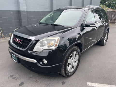 2012 GMC Acadia for sale at APX Auto Brokers in Lynnwood WA
