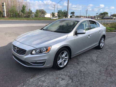 2015 Volvo S60 for sale at Reliable Motor Broker INC in Tampa FL
