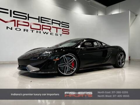 2019 McLaren 570S for sale at Fishers Imports in Fishers IN