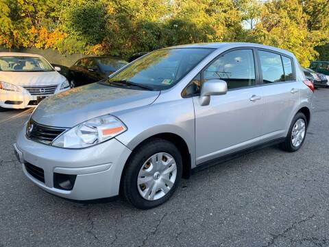 2010 Nissan Versa for sale at Dream Auto Group in Dumfries VA
