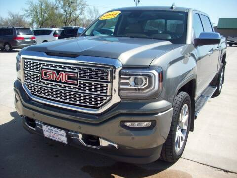 2018 GMC Sierra 1500 for sale at Nemaha Valley Motors in Seneca KS