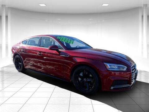 2018 Audi A5 Sportback for sale at Sandy Motors Inc in Coventry RI