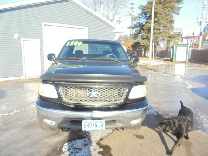 2003 Ford F-150 4dr SuperCab XLT 4WD Styleside LB - Ramsey MN