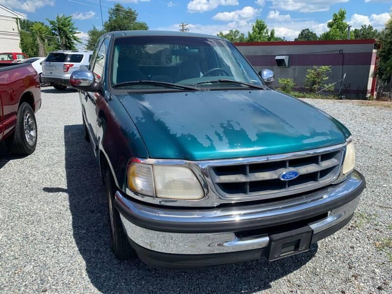 1997 Ford F-150 for sale at Nile Auto Sales in Greensboro NC