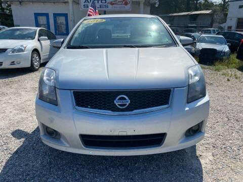 2012 Nissan Sentra for sale at Advantage Motors in Newport News VA