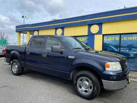 2005 Ford F-150 for sale at Star Cars Inc in Fredericksburg VA