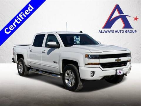 2018 Chevrolet Silverado 1500 for sale at ATASCOSA CHRYSLER DODGE JEEP RAM in Pleasanton TX