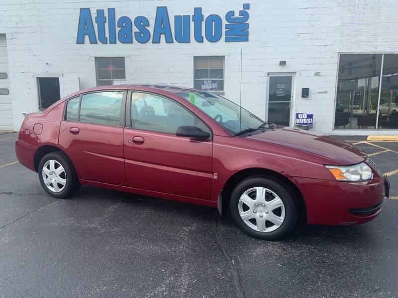 2005 Saturn Ion for sale at Atlas Auto in Rochelle IL