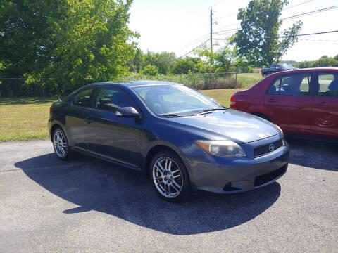 2007 Scion tC for sale at K & P Used Cars, Inc. in Philadelphia TN