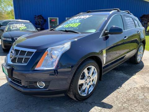 2011 Cadillac SRX for sale at FREDDY'S BIG LOT in Delaware OH