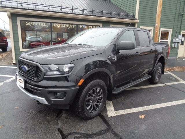2019 Ford Ranger 4x4 XLT 4dr SuperCrew 5.1 ft. SB Pickup - Lancaster NH