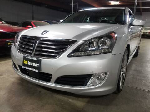 2015 Hyundai Equus for sale at 916 Auto Mart ONLY $399 DOWN!!!* in Sacramento CA