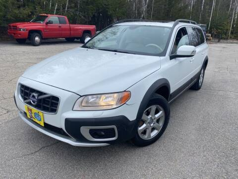 2010 Volvo XC70 for sale at Granite Auto Sales in Spofford NH