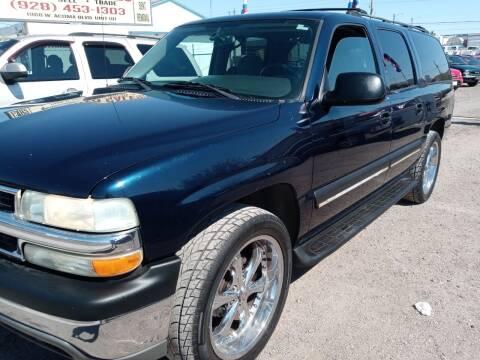 2004 Chevrolet Suburban for sale at ACE AUTO SALES in Lake Havasu City AZ