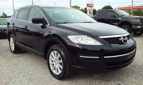 2008 Mazda CX-9 for sale at Pinellas Auto Brokers in Saint Petersburg FL