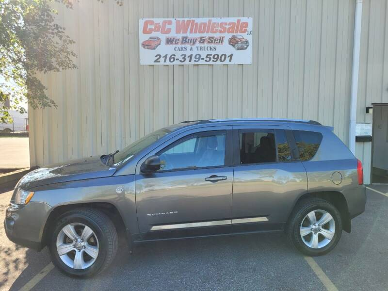 2013 Jeep Compass for sale at C & C Wholesale in Cleveland OH