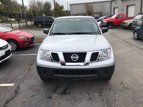 2019 Nissan Frontier for sale at Mitchell Motor Company in Madison TN
