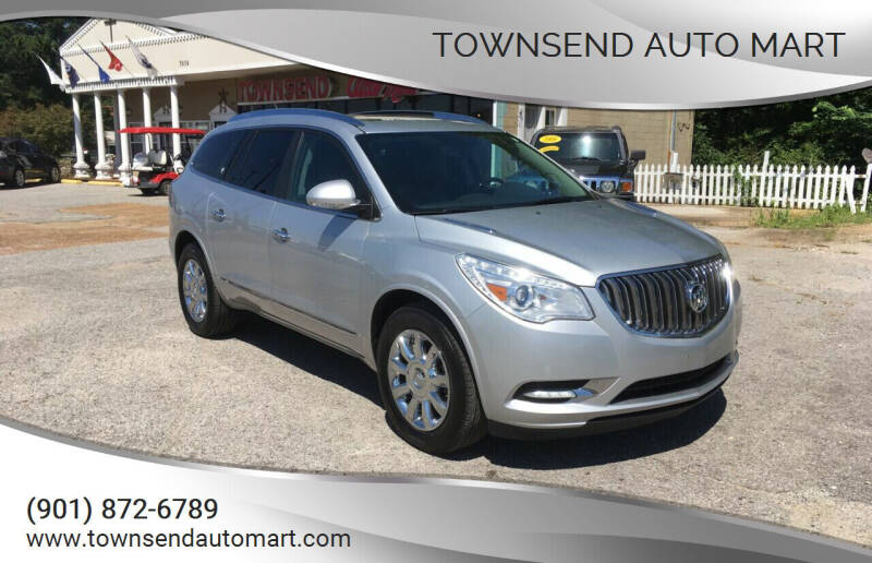 2015 Buick Enclave for sale at Townsend Auto Mart in Millington TN