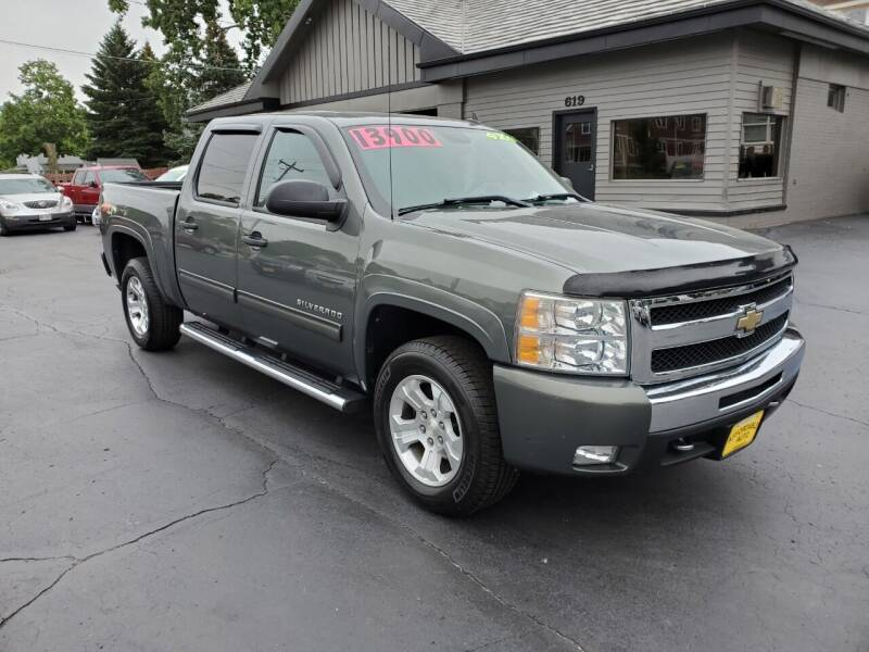 2011 Chevrolet Silverado 1500 for sale at AFFORDABLE AUTO, LLC in Green Bay WI