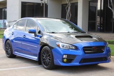 2017 Subaru WRX for sale at DFW Universal Auto in Dallas TX