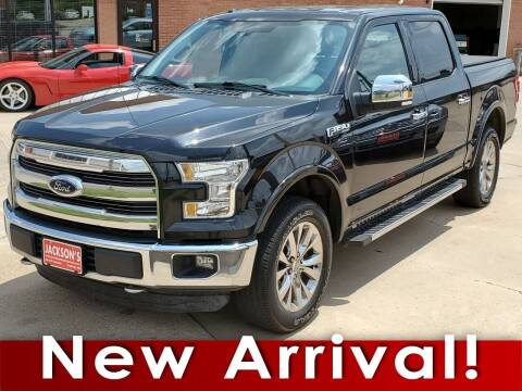 2015 Ford F-150 for sale at Jacksons Car Corner Inc in Hastings NE