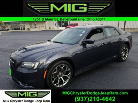 2017 Chrysler 300 for sale at MIG Chrysler Dodge Jeep Ram in Bellefontaine OH