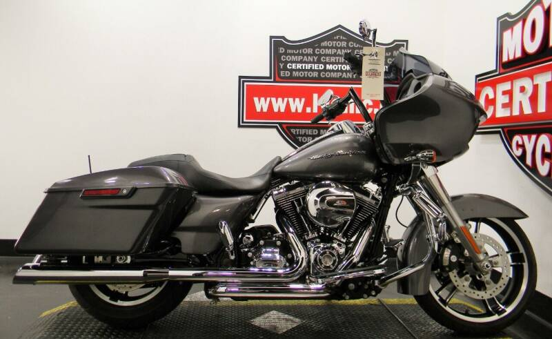 2016 Harley-Davidson Road Glide for sale at Certified Motor Company in Las Vegas NV