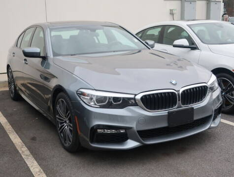 2017 BMW 5 Series for sale at Southern Auto Solutions - BMW of South Atlanta in Marietta GA
