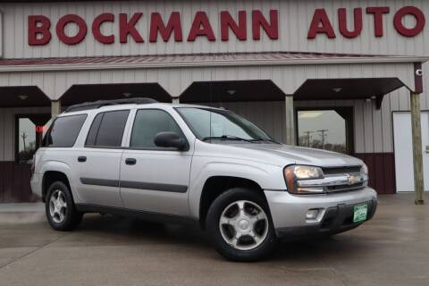 2005 Chevrolet TrailBlazer EXT for sale at Bockmann Auto Sales in St. Paul NE