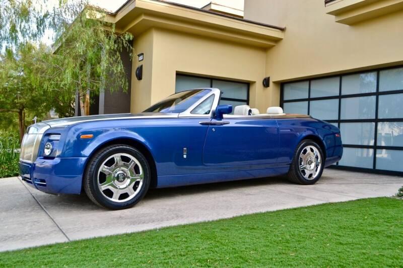 2009 Rolls-Royce Phantom Drophead Coupe for sale at Boktor Motors in Las Vegas NV