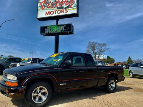 1999 Chevrolet S-10 for sale at Victory Motors in Waterloo IA
