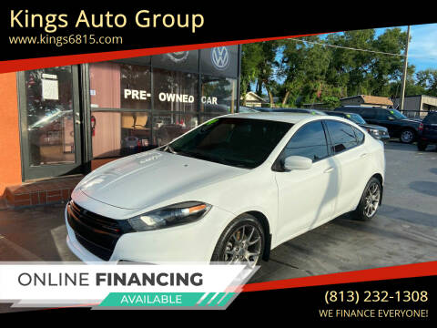 2014 Dodge Dart for sale at Kings Auto Group in Tampa FL
