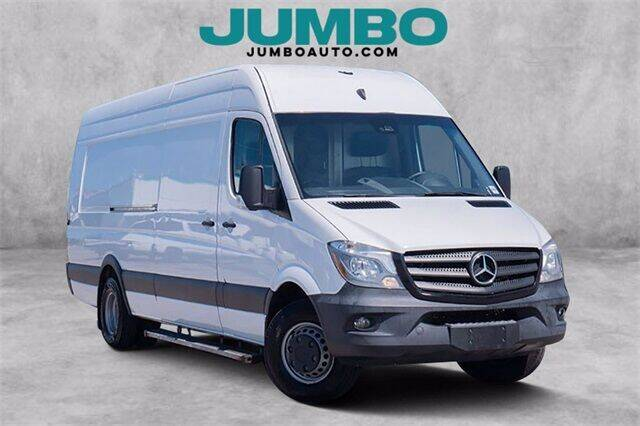 2017 Mercedes-Benz Sprinter Cargo for sale at Jumbo Auto & Truck Plaza in Hollywood FL