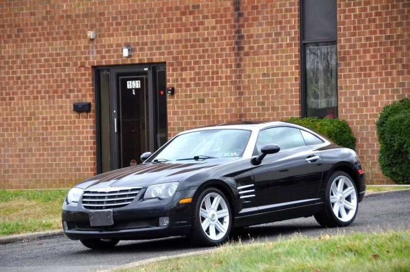 2004 Chrysler Crossfire for sale at T CAR CARE INC in Philadelphia PA