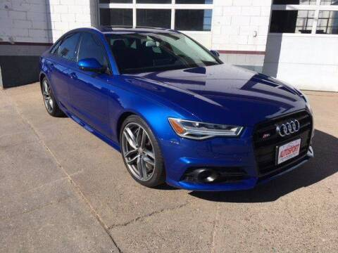2016 Audi S6 for sale at AUTOSPORT in La Crosse WI