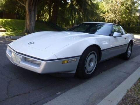 1987 Chevrolet Corvette for sale at Altadena Auto Center in Altadena CA