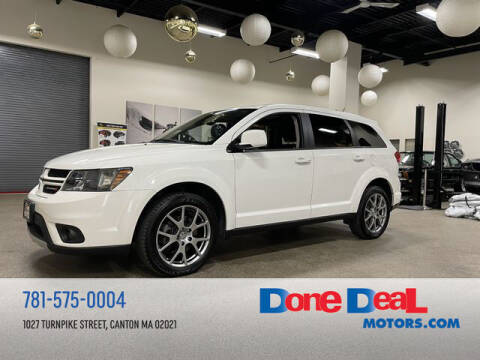 2016 Dodge Journey for sale at DONE DEAL MOTORS in Canton MA