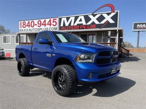 2014 RAM Ram Pickup 1500 for sale at Maxx Autos Plus in Puyallup WA