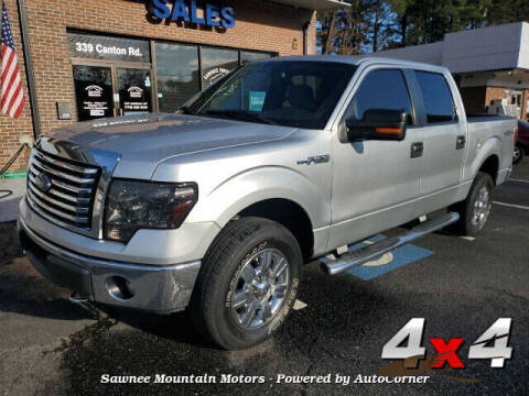 2012 Ford F-150 for sale at Michael D Stout in Cumming GA