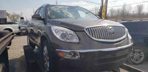 2012 Buick Enclave for sale at EHE Auto Sales Parts Cars in Marine City MI