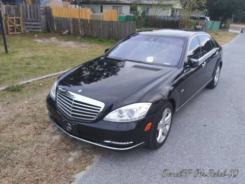 2012 Mercedes-Benz S-Class for sale at Low Price Auto Sales LLC in Palm Harbor FL